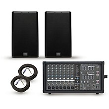 Phonic Powerpod 780 Plus Mixer with QSC E Series Speakers PA Package