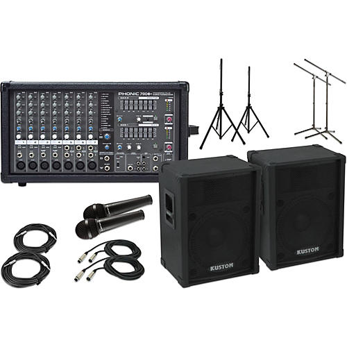 Phonic Powerpod 780 with KPC15 15
