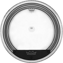Powersonic Clear Bass Drumhead 24 in.