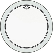 Powerstroke 3 Clear Bass Drum Head with Impact Patch 18 in.