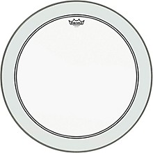 Remo Powerstroke 3 Clear Bass Drum Head with Impact Patch