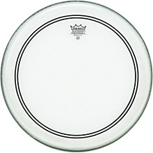 Remo Powerstroke 3 Clear with Dot Batter