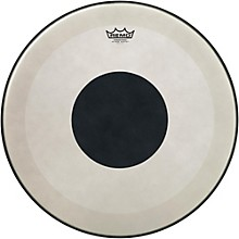 Open Box Remo Powerstroke 3 Coated Bass Drum Head with Black Dot