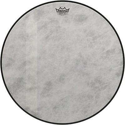Remo Powerstroke 3 Fiberskyn Diplomat Felt Tone Bass Drum Head