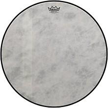 Powerstroke 3 Fiberskyn Diplomat Felt Tone Bass Drum Head 24 in.