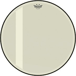 remo powerstroke 3 hazy felt tone bass drum head 24 in musician 39 s friend. Black Bedroom Furniture Sets. Home Design Ideas