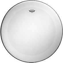 Powerstroke 4 Coated Batter Bass Drum Head with Impact Patch 24 in.