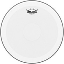 Powerstroke 4 Coated Batter Drum Head with Clear Dot 14 in.