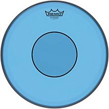 Remo Powerstroke 77 Colortone Blue Drum Head