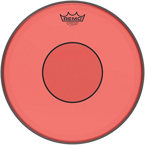 Remo Powerstroke 77 Colortone Red Drum Head 13 in.