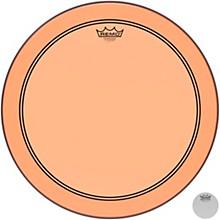 Powerstroke P3 Colortone Orange Bass Drum Head 18 in.
