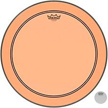 Powerstroke P3 Colortone Orange Bass Drum Head 20 in.