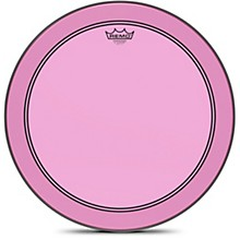 Remo Powerstroke P3 Colortone Pink Bass Drum Head