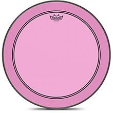 Powerstroke P3 Colortone Pink Bass Drum Head 20 in.