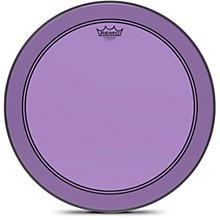 Powerstroke P3 Colortone Purple Bass Drum Head 18 in.