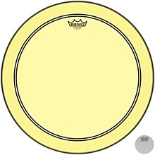 Powerstroke P3 Colortone Yellow Bass Drum Head 18 in.