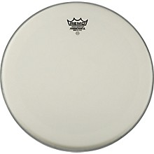 Powerstroke X Coated Drumhead with Clear Dot 14 in.