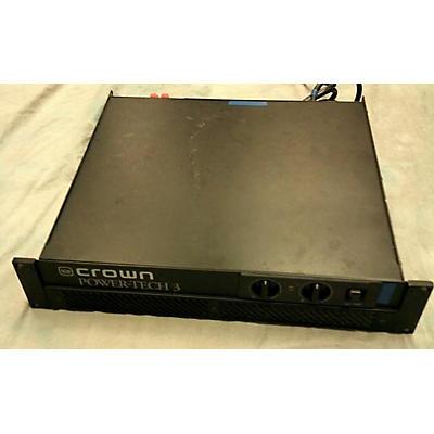 Crown Powertech 3 Power Amp