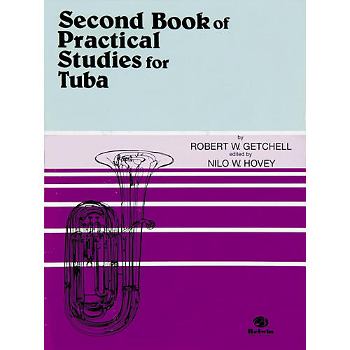 Alfred Practical Studies for Tuba, Book 2