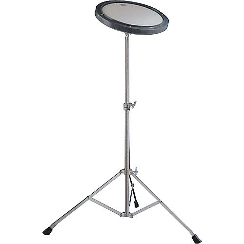 remo practice pad with stand 10 in musician 39 s friend. Black Bedroom Furniture Sets. Home Design Ideas