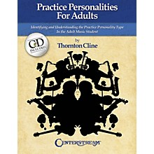 Centerstream Publishing Practice Personalities for Adults Reference Series Softcover with CD Written by Thornton Cline