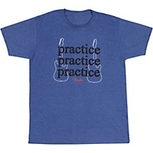 Practice T-Shirt Medium Heathered Blue