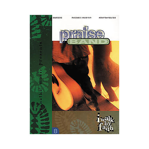 Maranatha! Music Praise Band I Walk by Faith Book