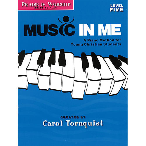 Hal Leonard Praise & Worship - Level 5: Solos to Play Sacred Folio Series Softcover Written by Carol Tornquist
