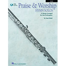 Hal Leonard Praise & Worship Hymn Solos - 15 Hymns Arranged for Solo Performance for Flute Book/CD Pkg