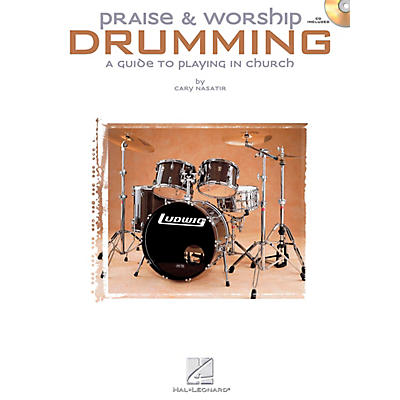 Hal Leonard Praise and Worship Drumming (Book and CD Package)