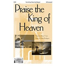 Epiphany House Publishing Praise the King of Heaven SATB composed by Penny Rodriguez