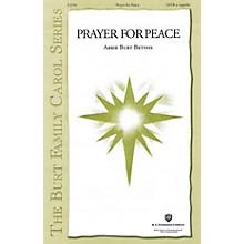 H.T. FitzSimons Company Prayer for Peace SATB composed by Abbie Burt Betinis