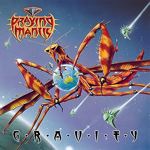 Alliance Praying Mantis - G.r.a.v.i.t.y.