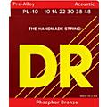 DR Strings Pre-Alloy Phosphor Bronze Lite Acoustic Guitar Strings thumbnail