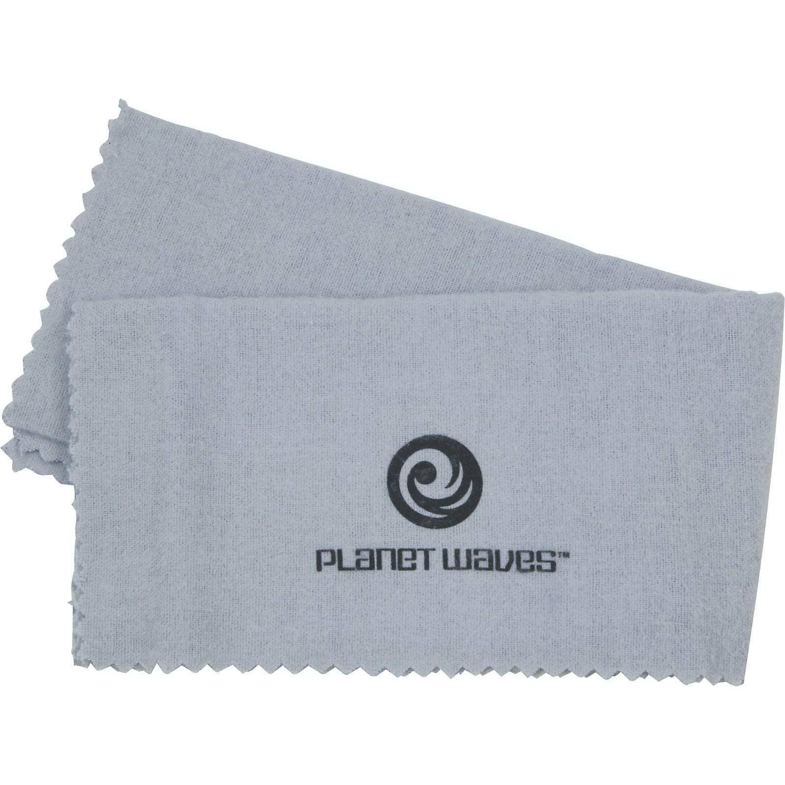 D'Addario Planet Waves Pre-Treated Polishing Cloth