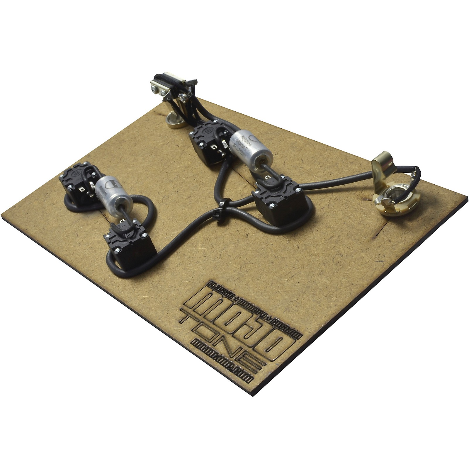 Mojotone Pre-Wired ES-335 Style Premium Wiring Kit
