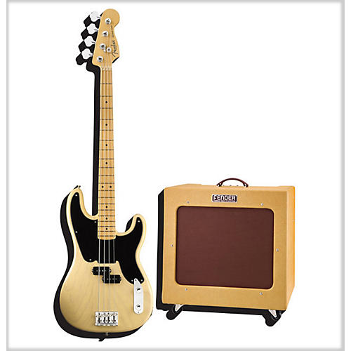 Fender Precision Bass & TV Magnets