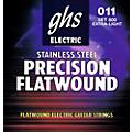 GHS Precision Flats Electric Guitar Strings (11-46) thumbnail