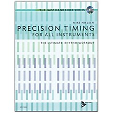 ADVANCE MUSIC Precision Timing for All Instruments Book & CD