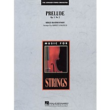 Hal Leonard Prelude Op. 3, No. 2 Music for String Orchestra Series Softcover Arranged by Robert Longfield