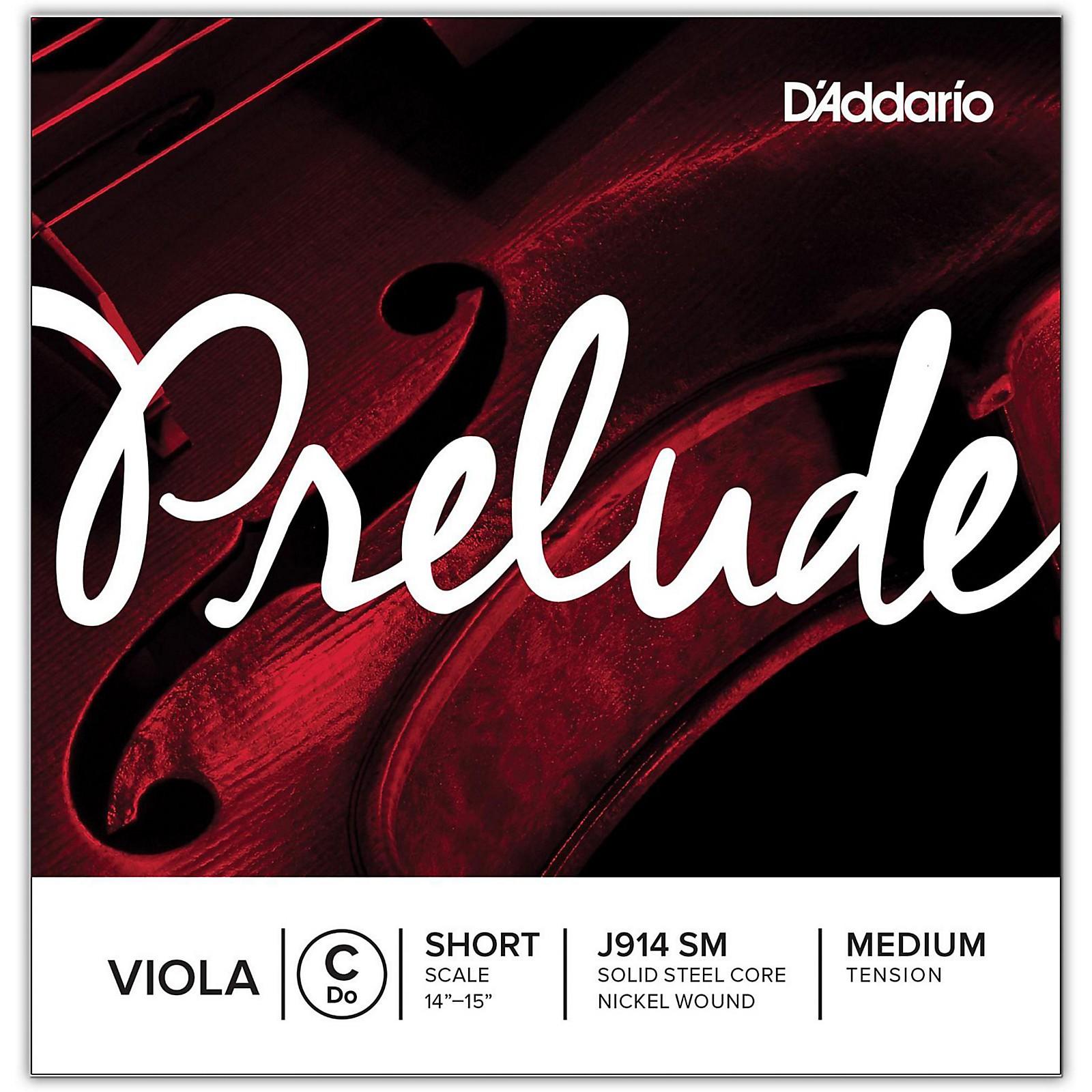 D'Addario Prelude Series Viola C String