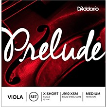 Prelude Series Viola String Set 13-14 Extra Short Scale