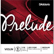 Prelude Violin E String 1/16 Size, Medium