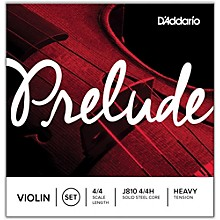 Prelude Violin String Set 4/4 Size Heavy