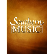 Southern Prelude and Fugue No. 6 (G Minor) (Saxophone Quartet) Southern Music Series Arranged by Stephen Anthenien