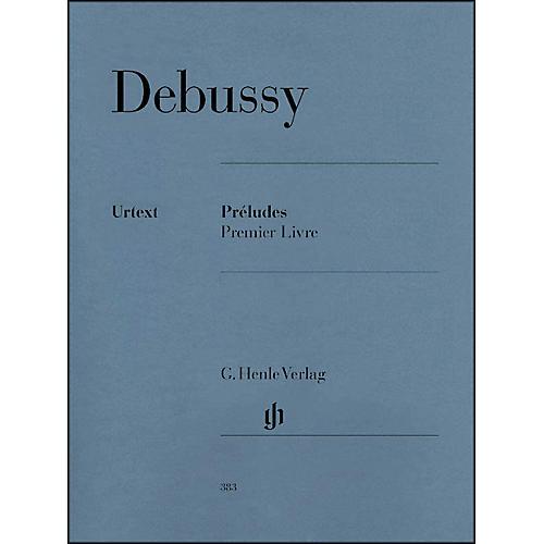 G. Henle Verlag Preludes Premier By Debussy