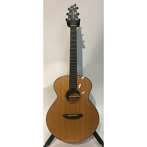 Breedlove Premier Auditorium Acoustic Electric Guitar Natural