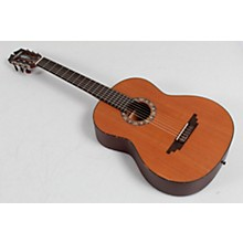 Open Box D'Angelico Premier Avellino Crossover Classical Acoustic Guitar  with Cedar Top