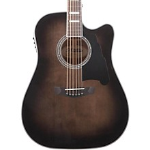 Premier Bowery Acoustic-Electric Guitar Grey Black