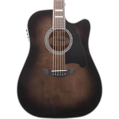D'Angelico Premier Bowery Acoustic-Electric Guitar